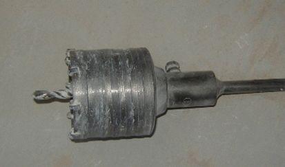 Установка розетки (выключателя) в бетонную, кирпичную и стену из гипсокартона