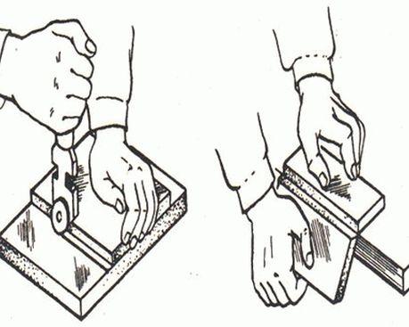 Раскрой облицовочной плитки