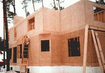 Строительство «канадского» дома