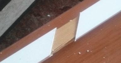 Москитная сетка своими руками для пластикового окна