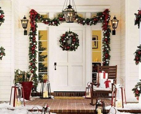 Как украсить квартиру на Новый Год