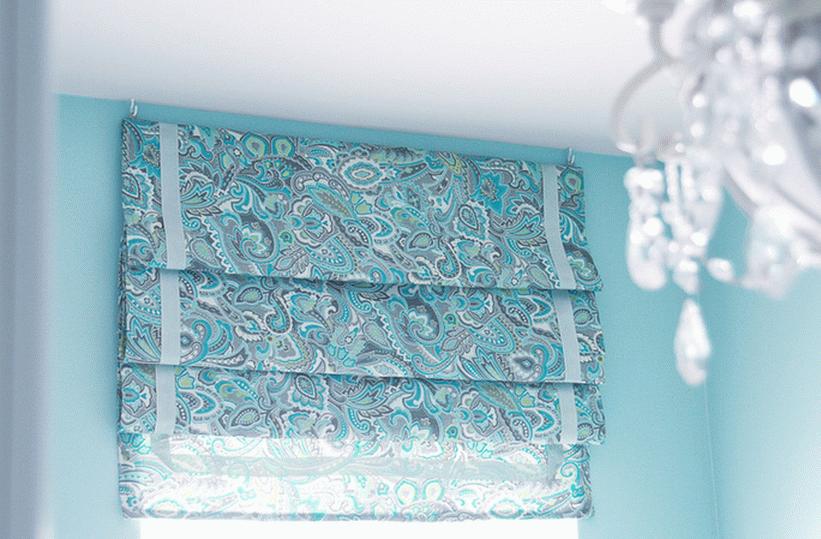 Нежные шторы