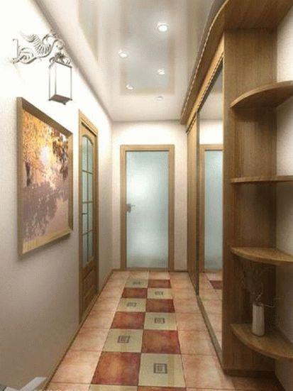 Дизайн коридора