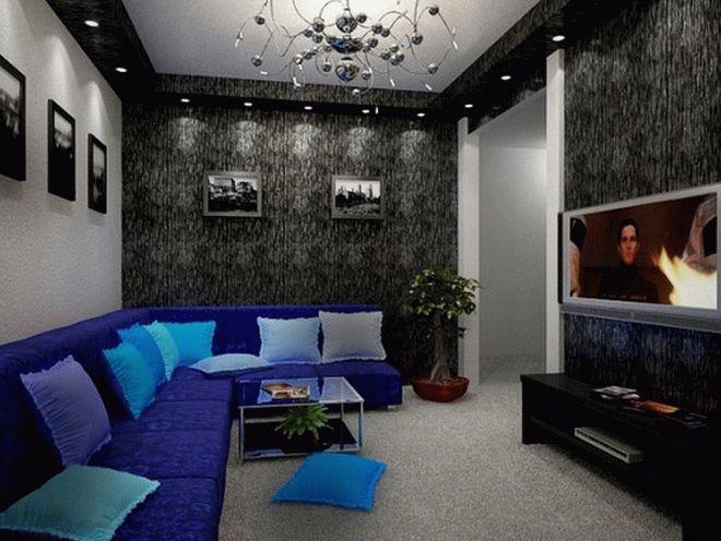 Дизайн гостиной в хрущевке3