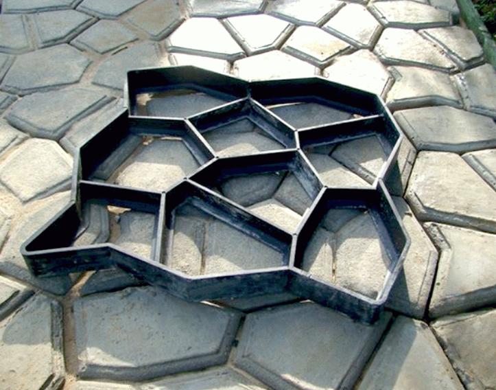 Форма для заливки бетонной смеси