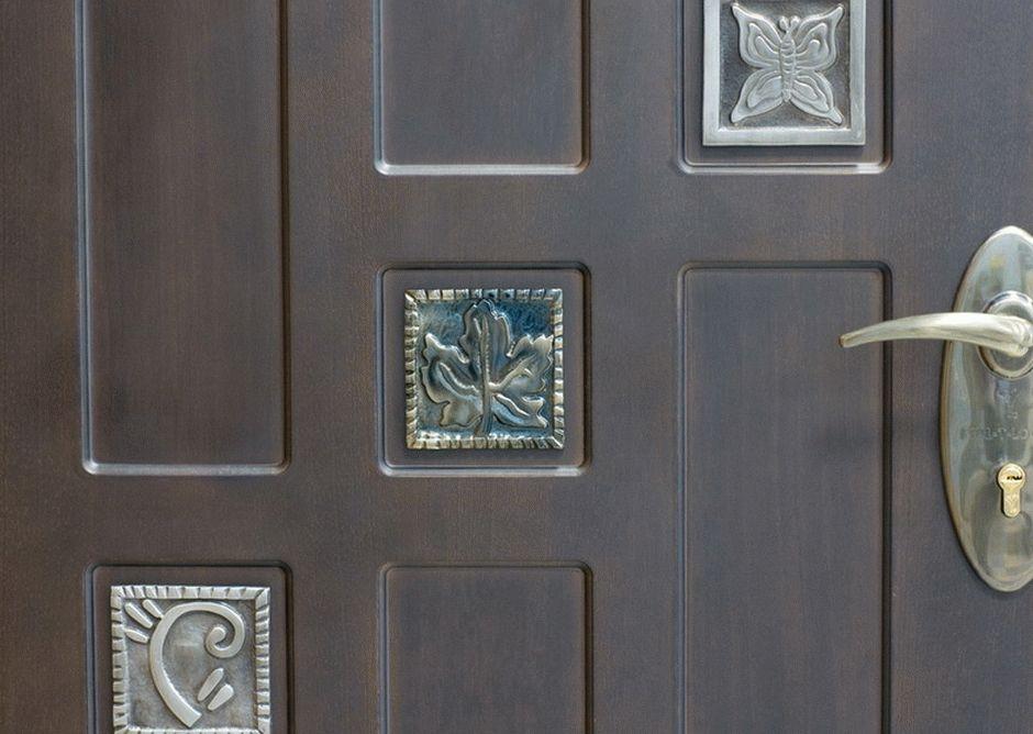 Надежная железная дверь