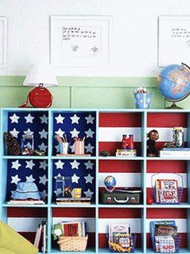 американский флаг 01
