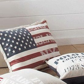 американский флаг 05