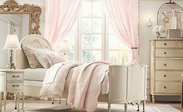 бело-розовый интерьер 18