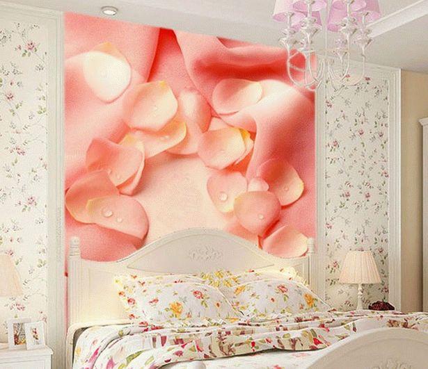 бело-розовый интерьер 49