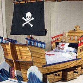детская комната в морском стиле 14