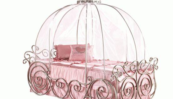 Кроватка с мягкими бортиками - 1