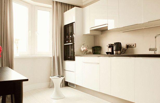 дизайн однокомнатной квартиры для молодой пары 004
