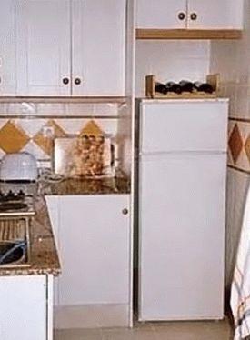 дизайн интерьер маленькой кухни 02