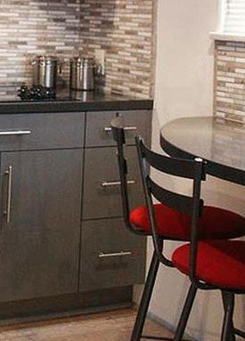 дизайн интерьер маленькой кухни 84