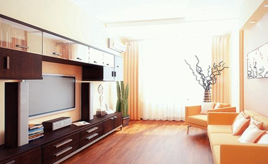 Дизайн квартиры 2016 (двухкомнатная) – 2
