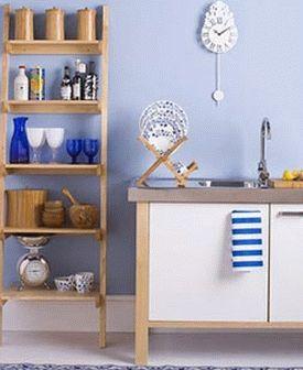 голубая кухня 08