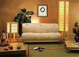 интерьер в японском стиле 3