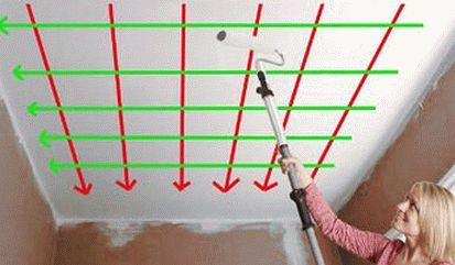 как красить стены фото 4