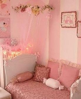комната принцессы детская комната для девочки 01