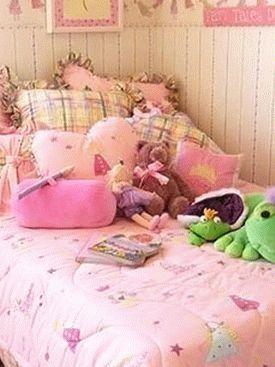комната принцессы детская комната для девочки 05