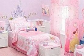 комната принцессы детская комната для девочки 06