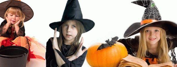 костюм на хэллоуин 12