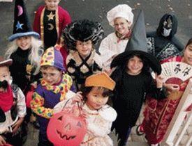 костюм на хэллоуин 3