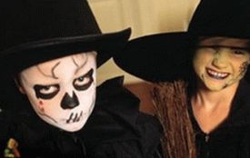 костюм на хэллоуин 8