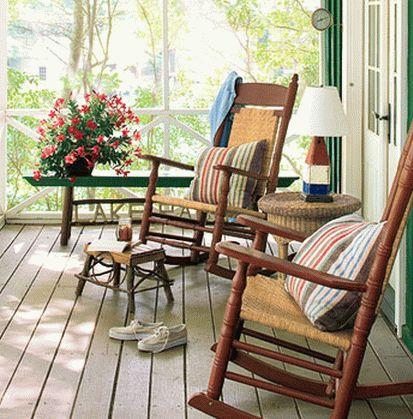 кресло-качалка 12