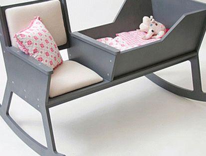 кресло-качалка 49