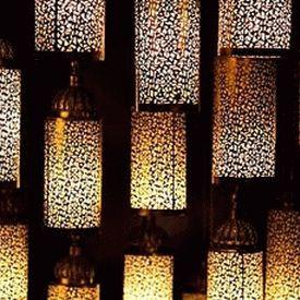 лампа в марокканском стиле 13