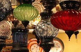 лампа в марокканском стиле 14