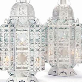 лампа в марокканском стиле 16