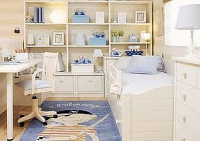 маленькая детская комната фото 18