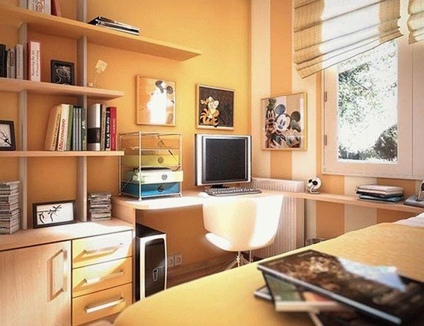 маленькая детская комната фото 24