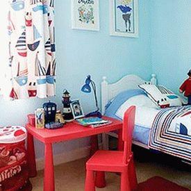 маленькая детская комната фото41