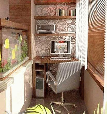 маленькая детская комната фото 42