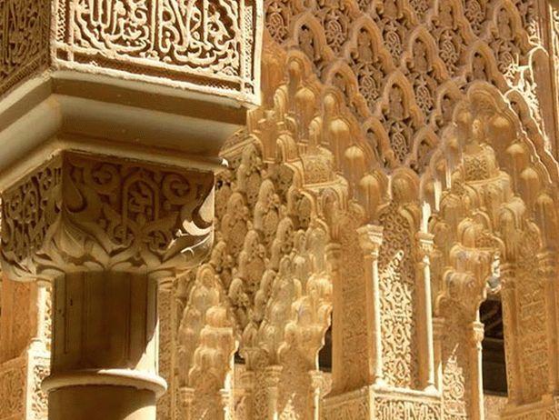 марокканские узоры 06