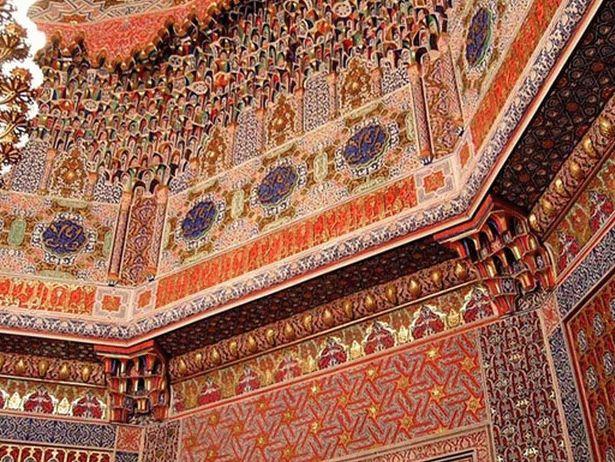 марокканские узоры 07