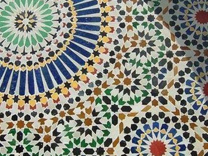 марокканские узоры 09