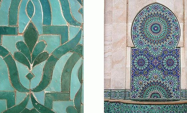 марокканские узоры 18