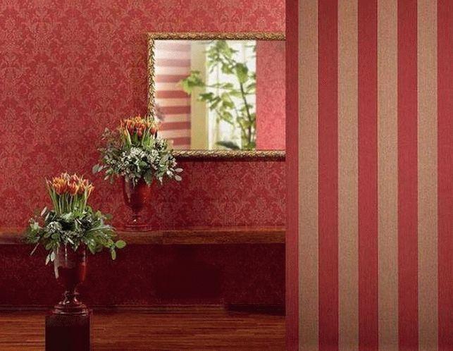 Дизайн обоев для зала 4