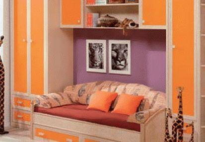 оранжевый и фиолетовый 11