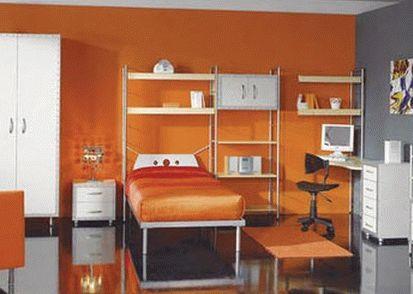 оранжевый и серый 09