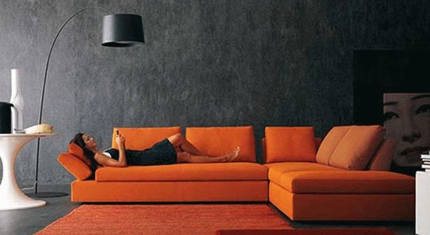 оранжевый и серый 15
