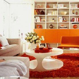 оранжевый цвет 06