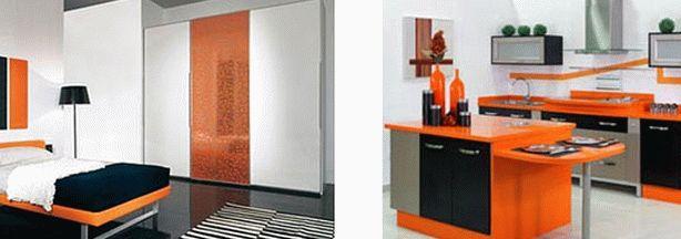 оранжевый цвет 40