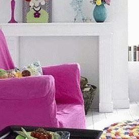 розовый цвет сочетается с салатовым 2