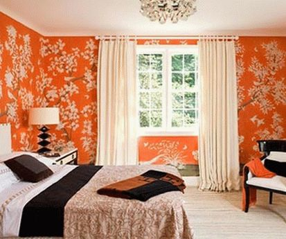 шоколадный и оранжевый 11